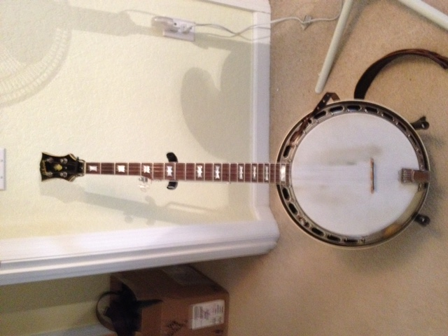 gibson rb-250 banjo serial numbers