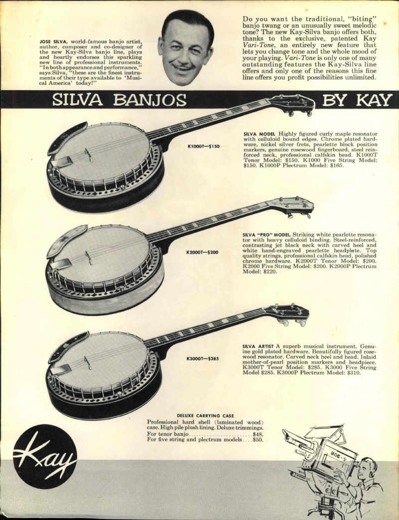 Antique and Vintage Banjos