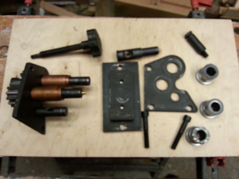 HF Ring Roller mods - Photo essay - Discussion Forums
