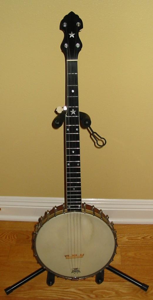 Fair price for a 1920's Vega conversion banjo