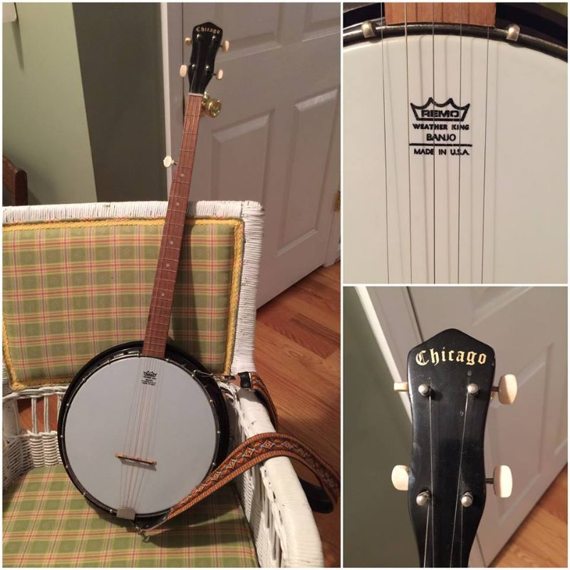 OLD 5 STRING REMO WEATHER KING BANJO - Discussion Forums