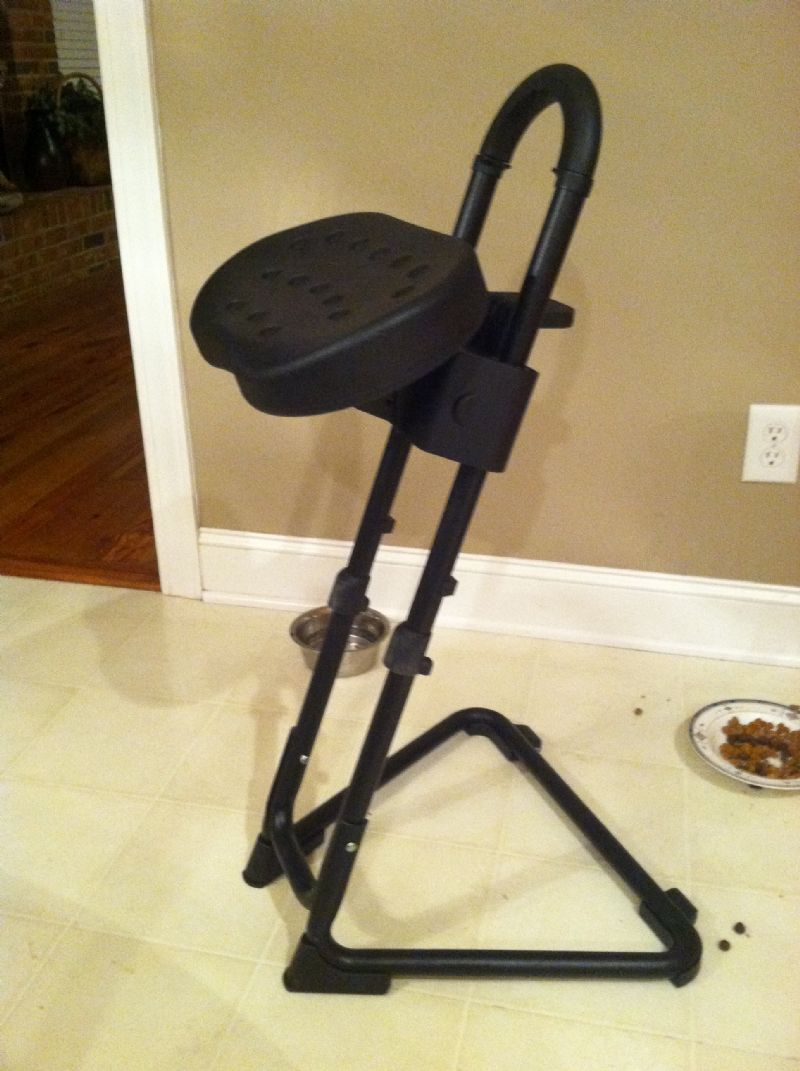 Sit Stand Stool Discussion Forums Banjo Hangout