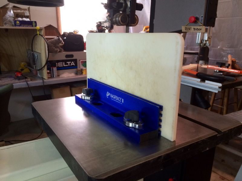 shopsmith bandsaw? - Discussion Forums