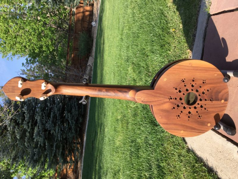Special one-of-a-kind Banjos - Discussion Forums - Banjo Hangout