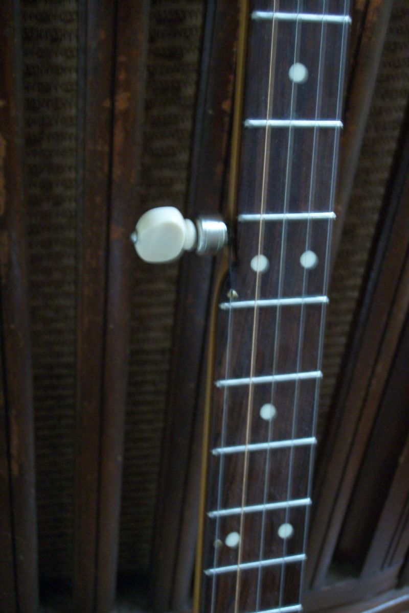 Waverly planetary 5th string tuner - Discussion Forums - Banjo Hangout
