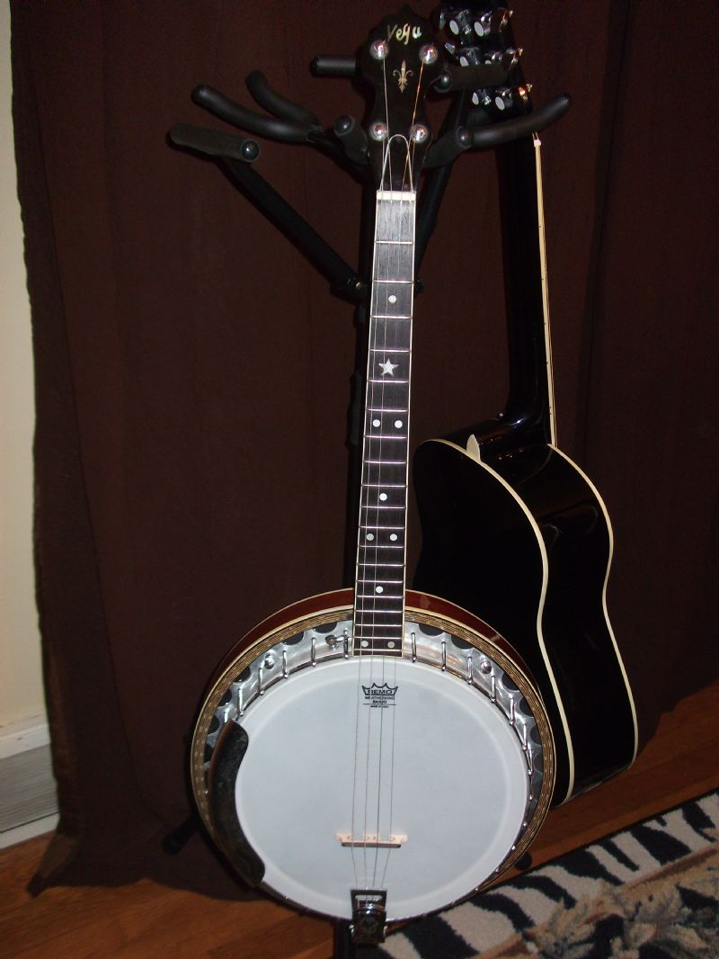 Help to identify model/vintage of Vega tenor? - Discussion