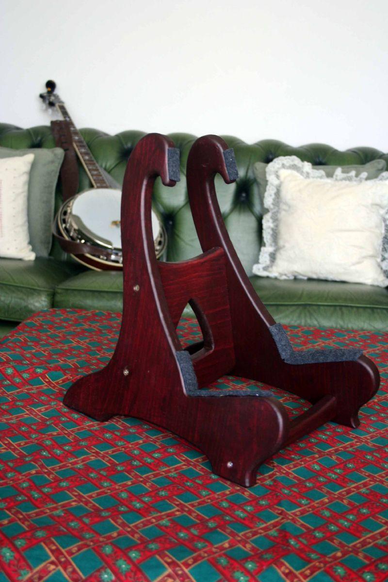diy banjo stand discussion forums banjo hangout. Black Bedroom Furniture Sets. Home Design Ideas