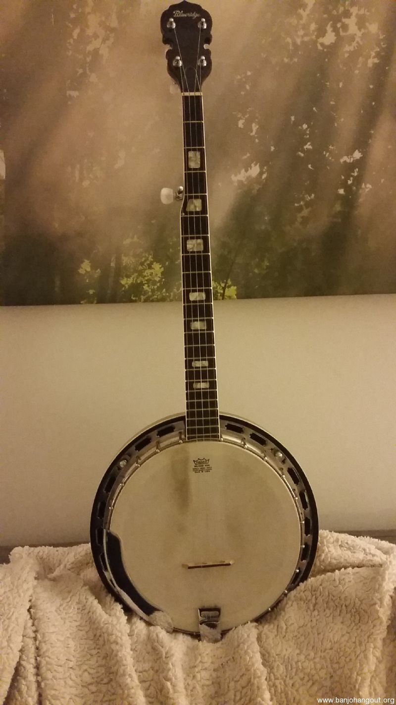 Blueridge resonator 5-string banjo for sale - Used Banjo ...