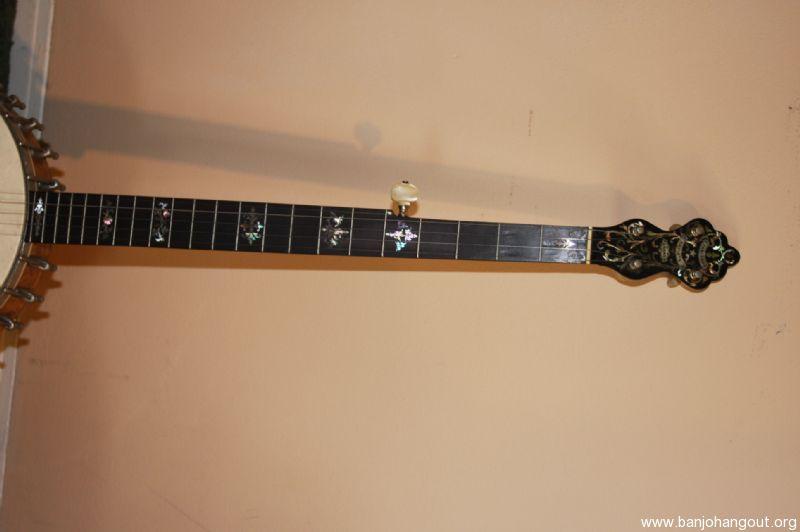 Farland Artist Grande 2 5 String Banjo Used Banjo For