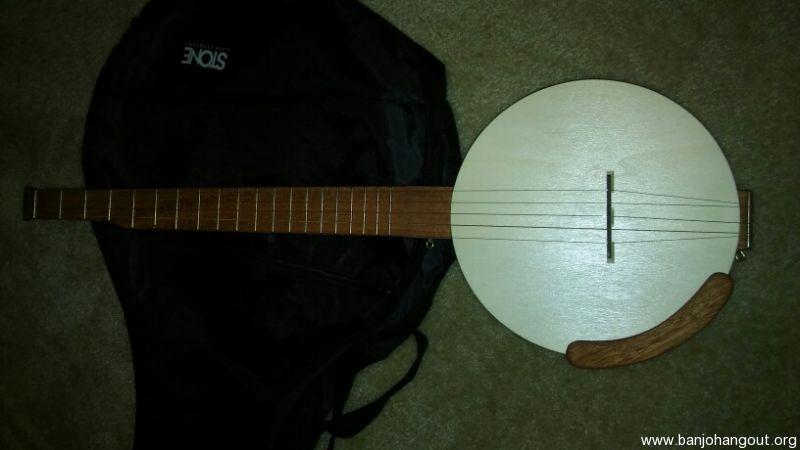 backyard music suitcase banjo for sale used banjo for