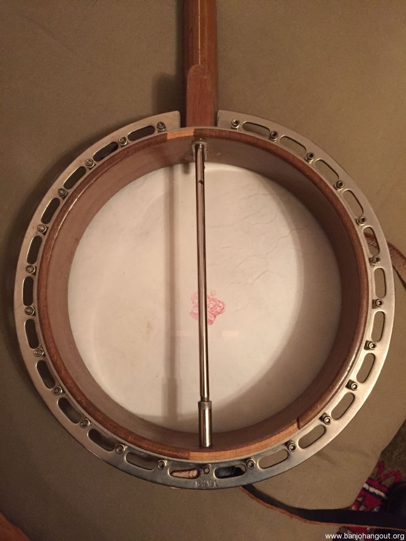 vintage epiphone mayfair tenor banjo for sale used banjo for sale at. Black Bedroom Furniture Sets. Home Design Ideas