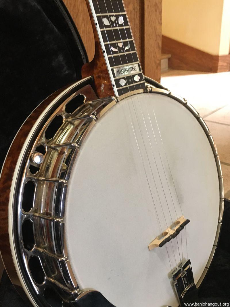 Banjobuyer Gibson Earl Scruggs Mastertone Banjo Wwwmiifotoscom