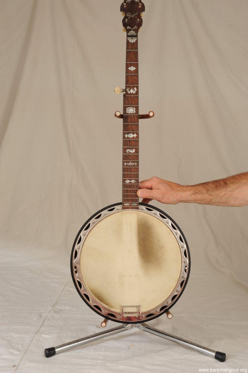 clifford essex sons regal 5 string sold pending funds used banjo for sale at. Black Bedroom Furniture Sets. Home Design Ideas