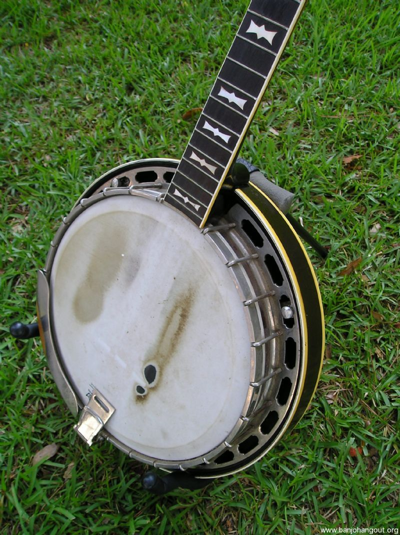 1957 gibson rb 150 used banjo for sale at for Rb storage