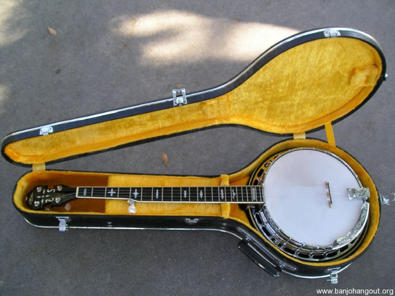 Aria Banjo for sale   Only 3 left at -75%