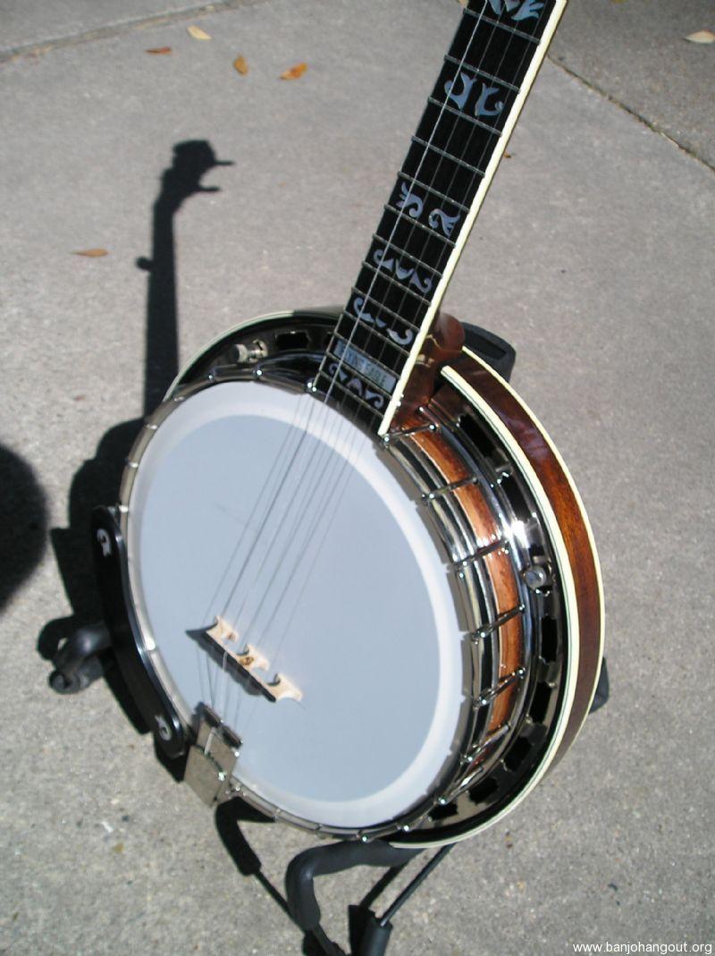 vintage gold star archtop g 11 fe used banjo for sale at. Black Bedroom Furniture Sets. Home Design Ideas