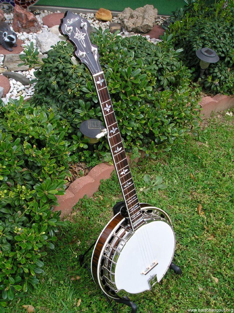 sullivan vintage 35 used banjo for sale at. Black Bedroom Furniture Sets. Home Design Ideas