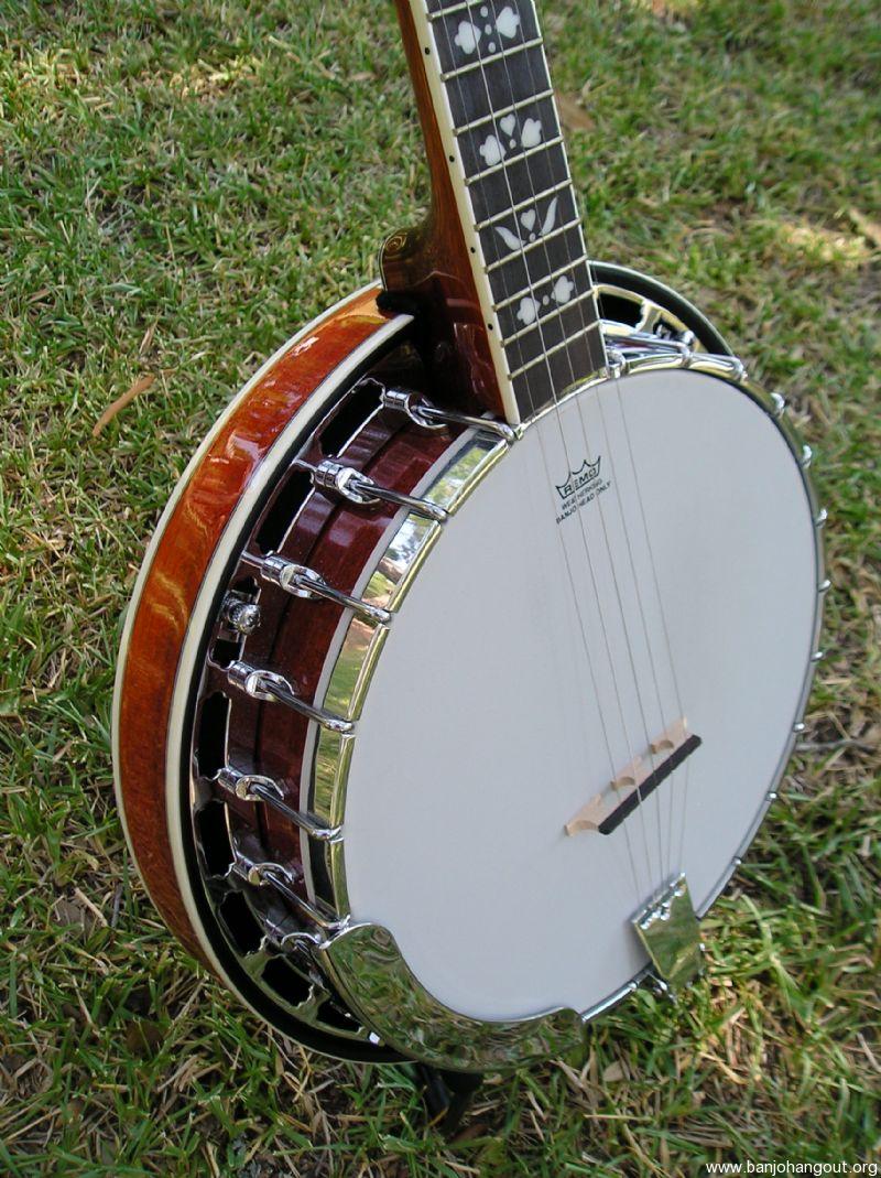 sold recording king rk r20 sold used banjo for sale at. Black Bedroom Furniture Sets. Home Design Ideas