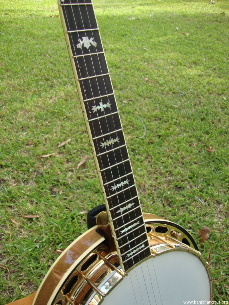 fender fb 59 used banjo for sale at. Black Bedroom Furniture Sets. Home Design Ideas