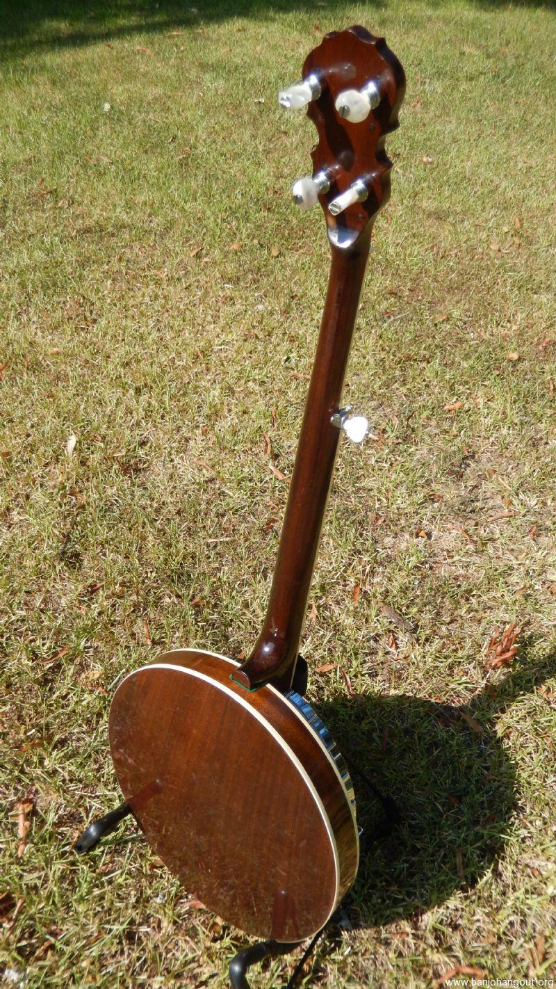 vintage iida banjo model 231 masterclone used banjo for sale at. Black Bedroom Furniture Sets. Home Design Ideas