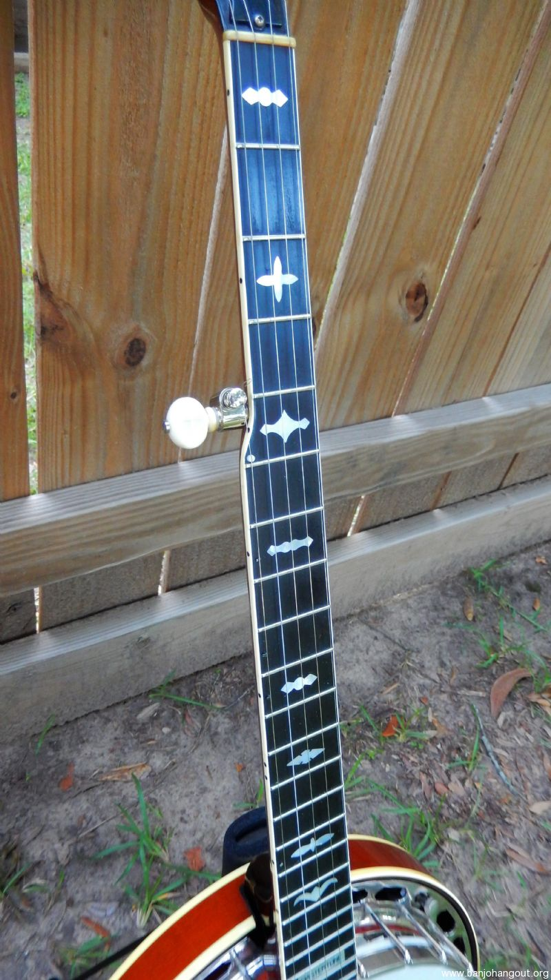 Gibson mastertone rb 250 traded used banjo for sale at for Rb storage