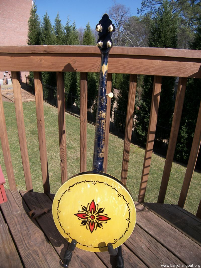 Original 1930s gibson rb 11 sold used banjo for sale at for Rb storage