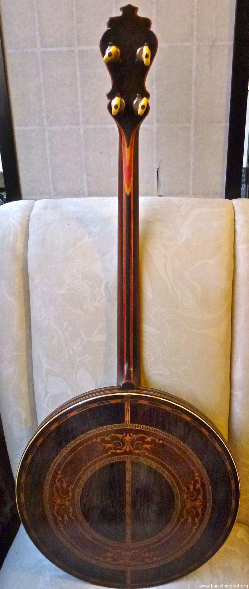 majestic vintage tenor banjo used banjo for sale at. Black Bedroom Furniture Sets. Home Design Ideas