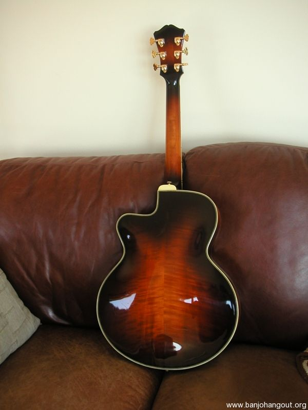 for sale archtop eastman ar804ce 2005 near mint sold the acoustic guitar forum. Black Bedroom Furniture Sets. Home Design Ideas
