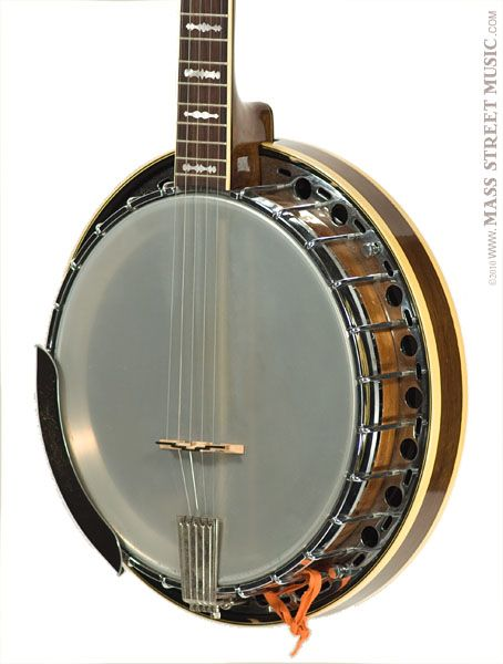 fender artist banjo used banjo for sale at. Black Bedroom Furniture Sets. Home Design Ideas