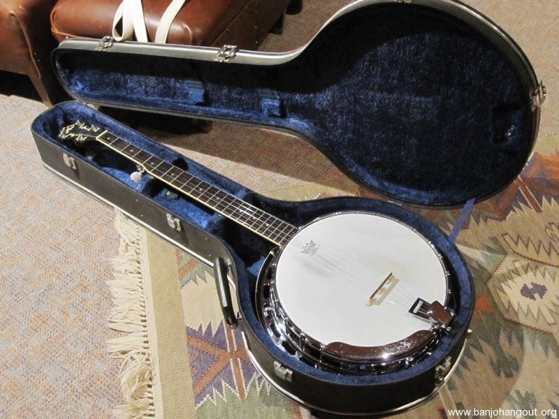 fender leo banjo used banjo for sale at. Black Bedroom Furniture Sets. Home Design Ideas