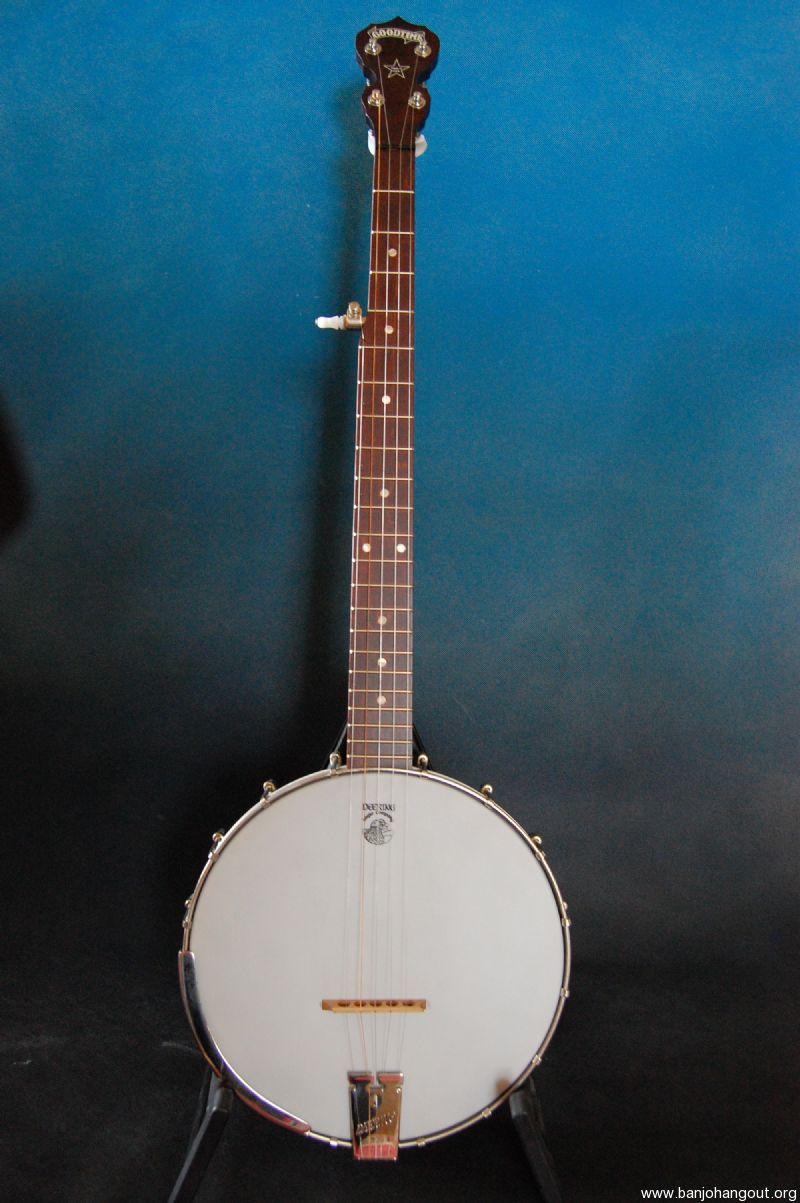 deering goodtime classic banjo used banjo for sale at. Black Bedroom Furniture Sets. Home Design Ideas
