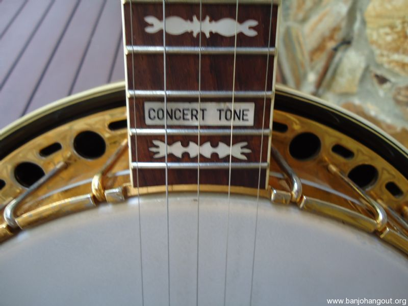 fender concertone reduced on hold sorry you missed it used banjo for sale from. Black Bedroom Furniture Sets. Home Design Ideas