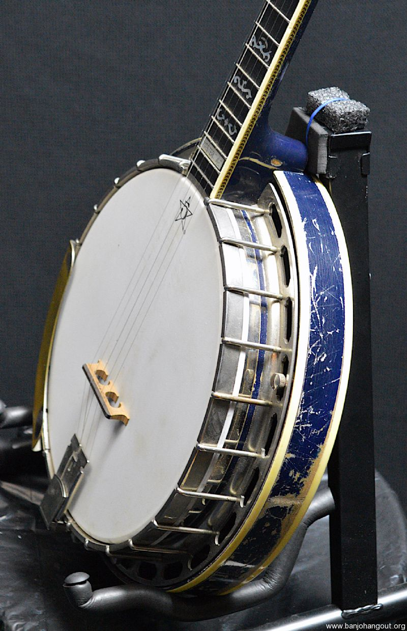 1934 gibson rb 11 used banjo for sale from banjo vault for Rb storage