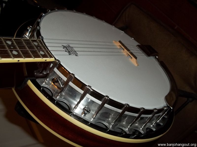 fender fb 54 banjo sale pending used banjo for sale at. Black Bedroom Furniture Sets. Home Design Ideas