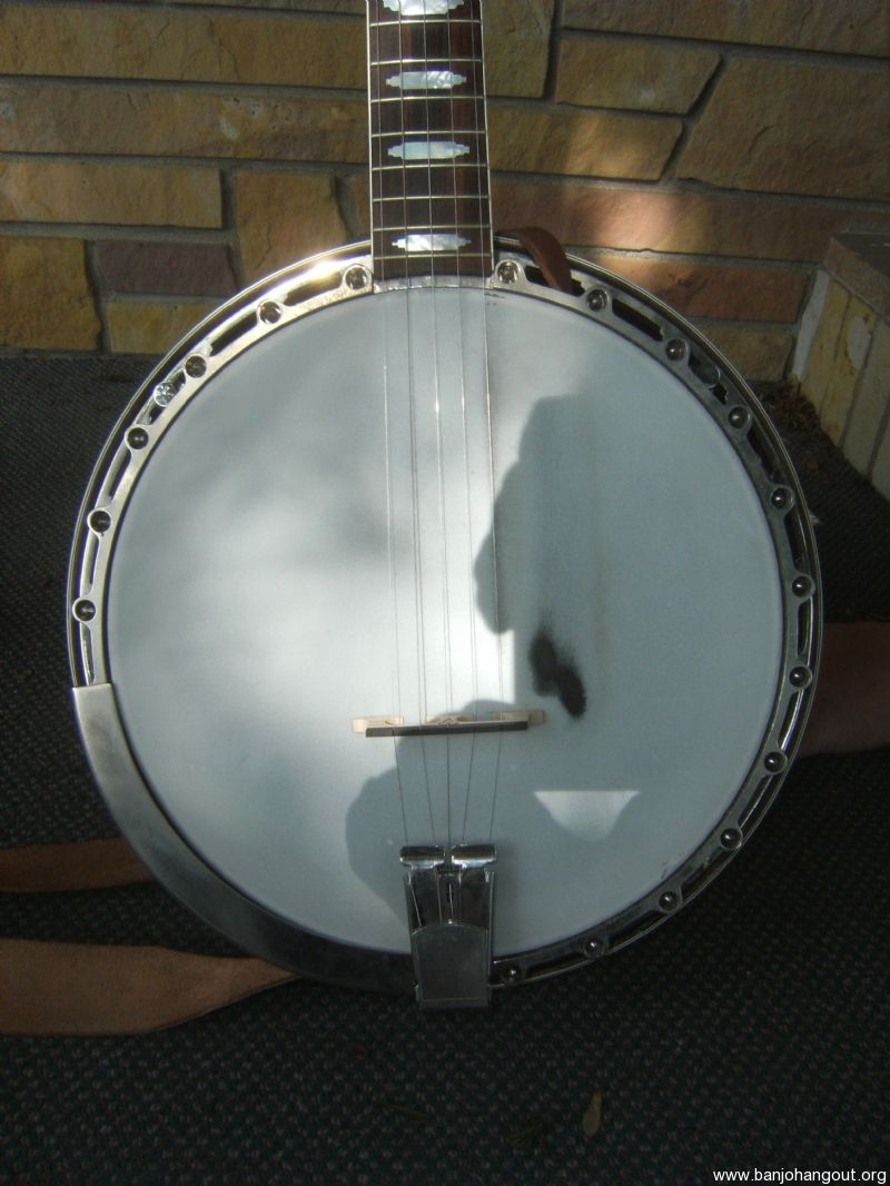Gibson rb 12 for sale used banjo for sale from banjo vault for Rb storage