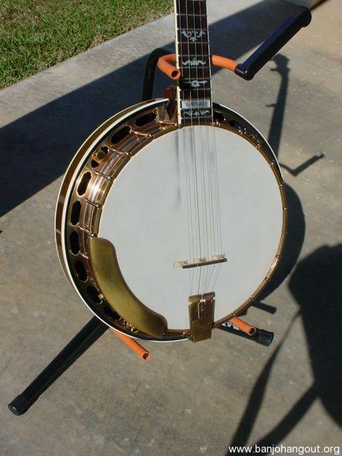 Gibson Blackjack Banjo