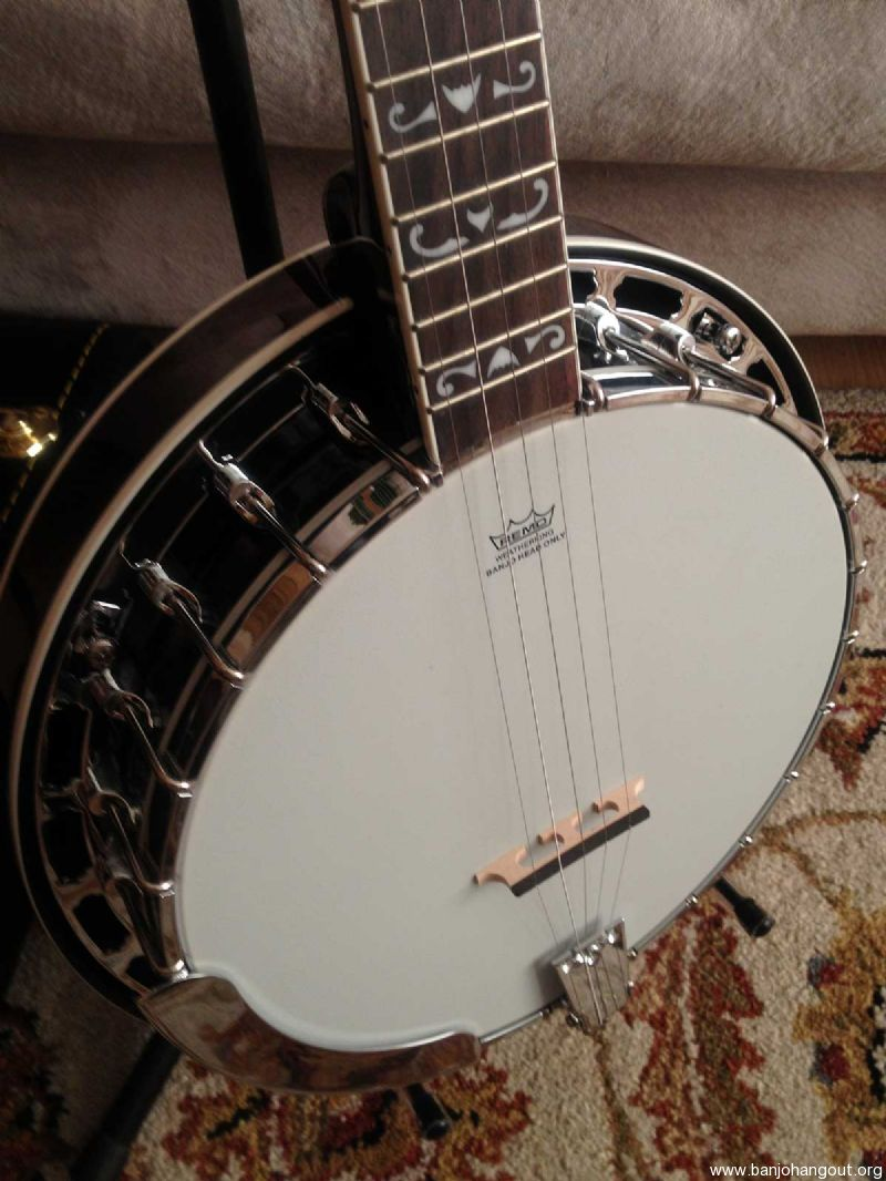 fender fb55 banjo like new great christmas gift 350 used banjo for sale at. Black Bedroom Furniture Sets. Home Design Ideas
