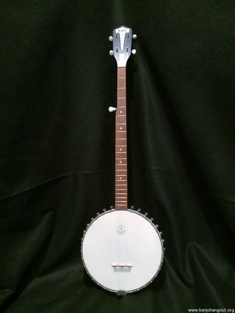 vintage kay banjo used banjo for sale at. Black Bedroom Furniture Sets. Home Design Ideas