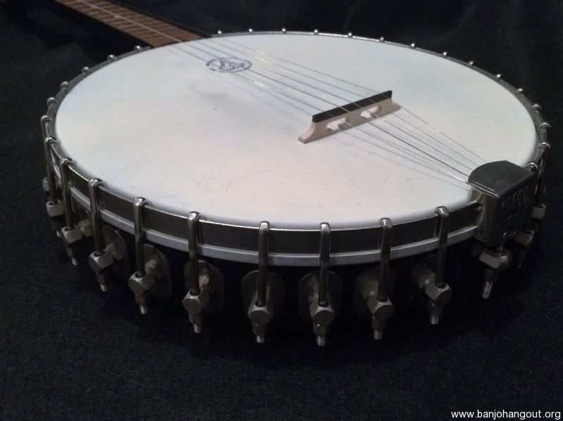 vintage kay banjo used banjo for sale from banjo vault. Black Bedroom Furniture Sets. Home Design Ideas