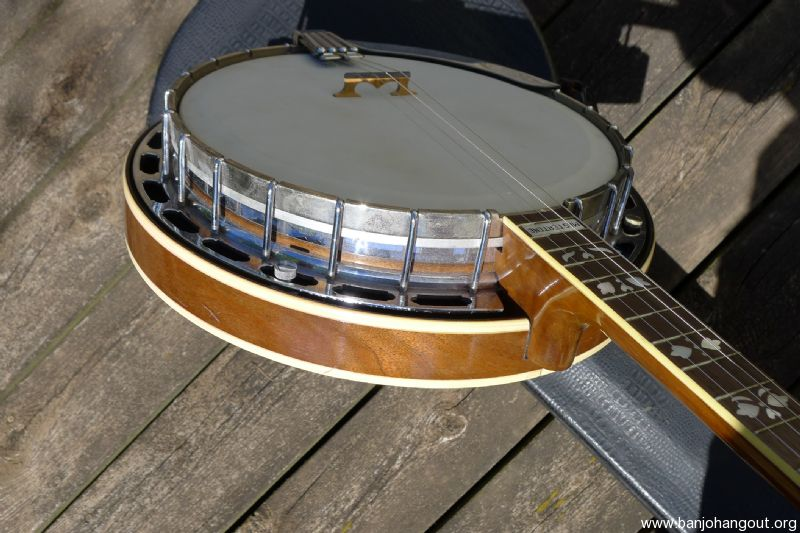 1930 Gibson Opf Tb4 Tenor Banjo W Ohsc Used Banjo For