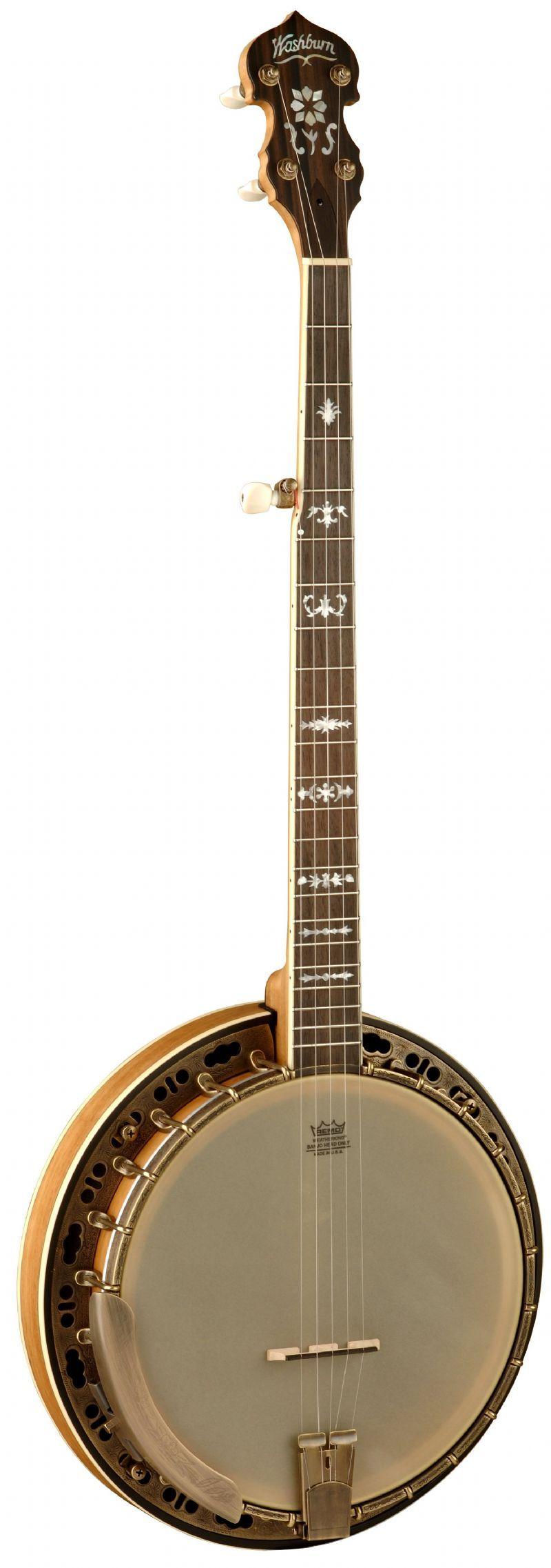 washburn b120 vintage banjo used banjo for sale at. Black Bedroom Furniture Sets. Home Design Ideas