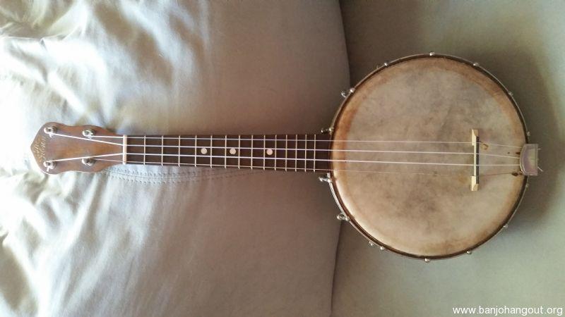 gibson banjo ukulele ub2 used banjo for sale at. Black Bedroom Furniture Sets. Home Design Ideas