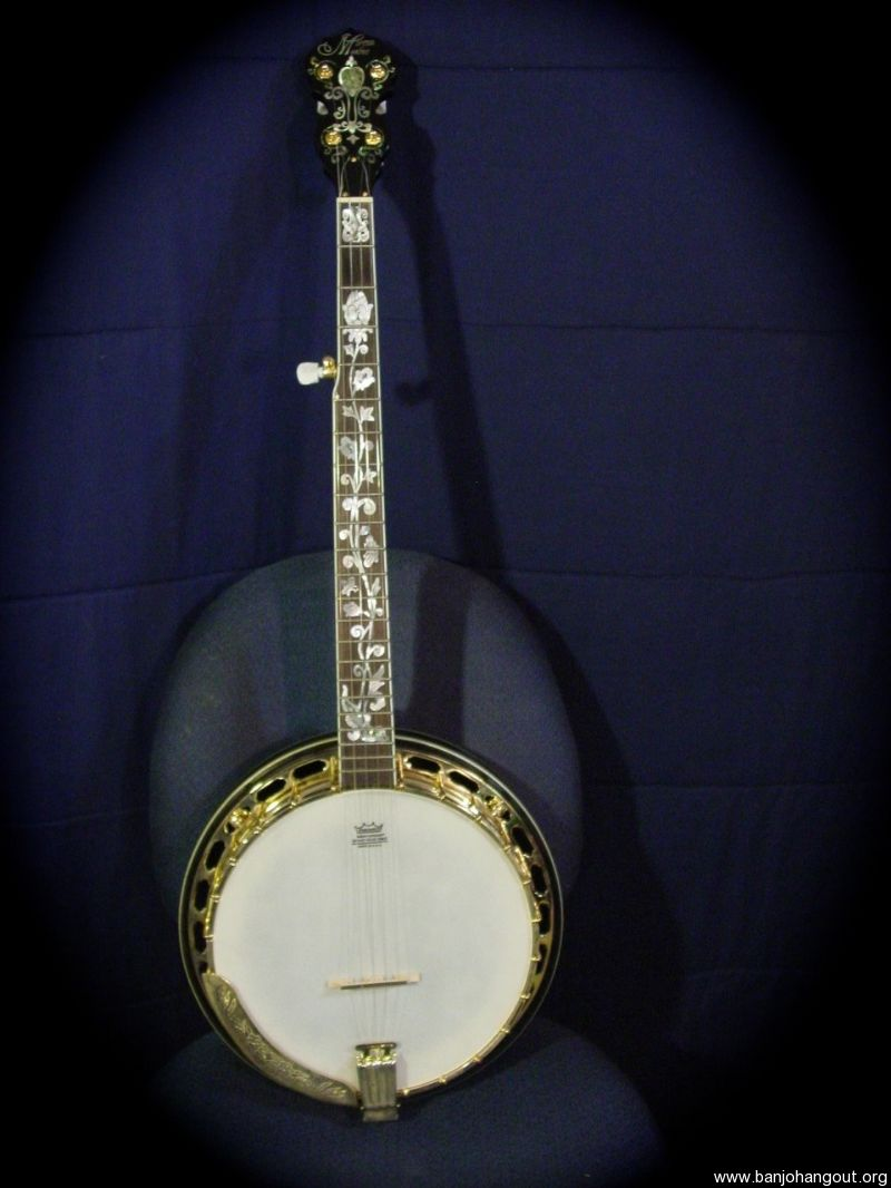 Cast Brass Tone Ring Banjos