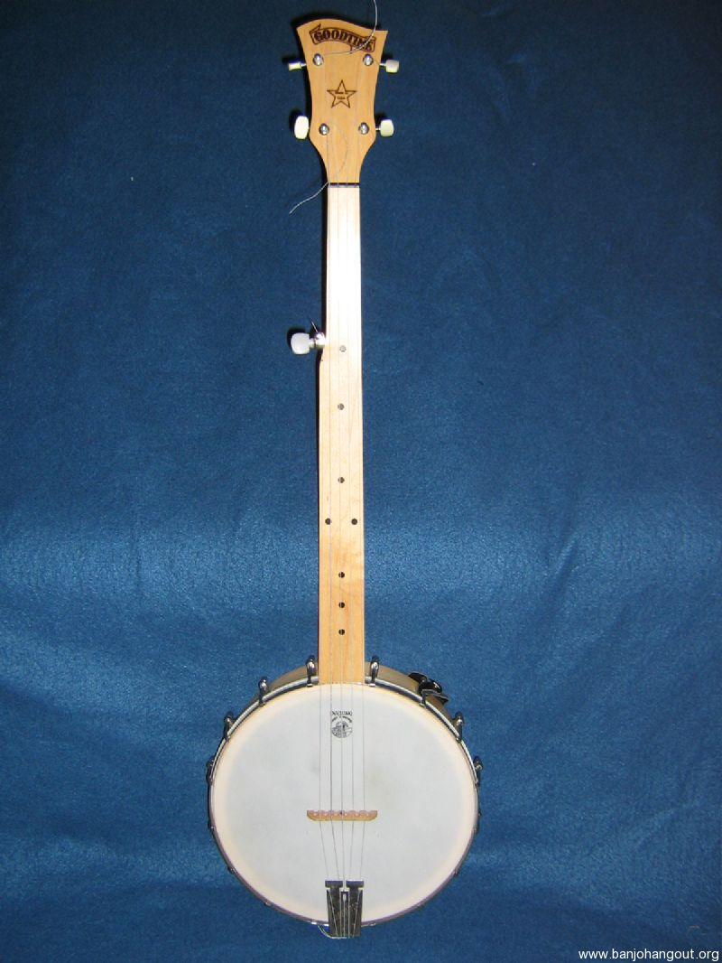 deering goodtime fretless open back banjo sale pending used banjo for sale at. Black Bedroom Furniture Sets. Home Design Ideas