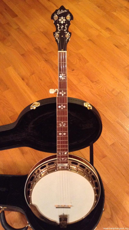 sold gibson vintage granada 1 of 20 used banjo for sale at. Black Bedroom Furniture Sets. Home Design Ideas