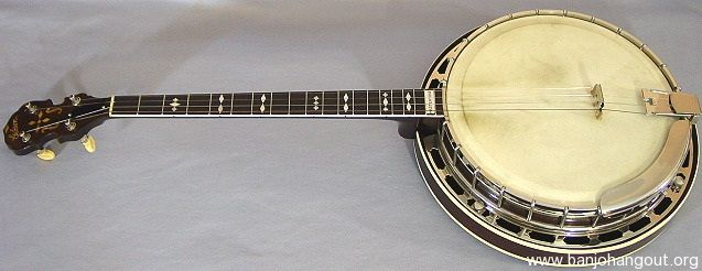 dating a gibson mastertone banjo