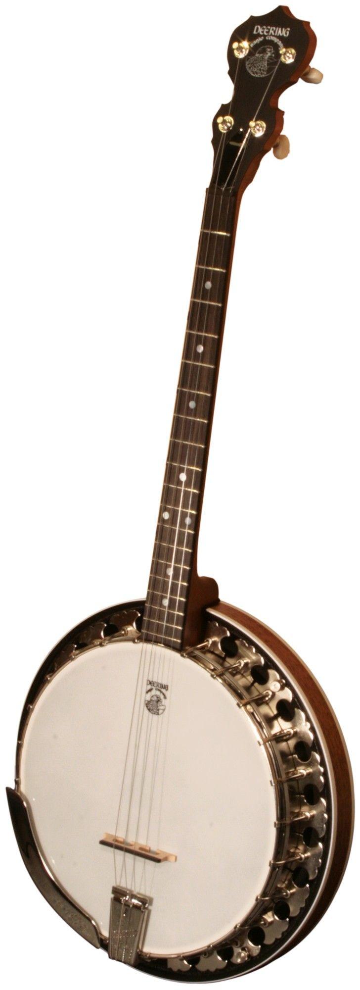 deering used banjo for sale at. Black Bedroom Furniture Sets. Home Design Ideas