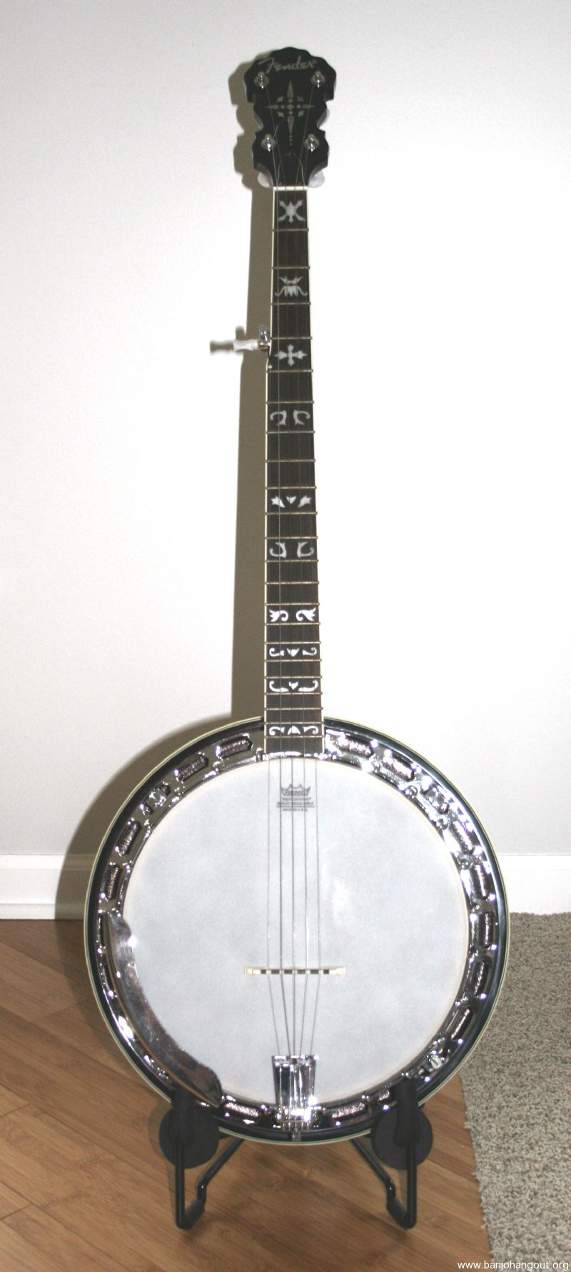 fender fb55 beginner banjo excellent conditon used banjo for sale at. Black Bedroom Furniture Sets. Home Design Ideas
