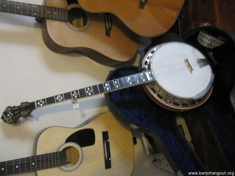 prewar gibson mastertone banjo dating