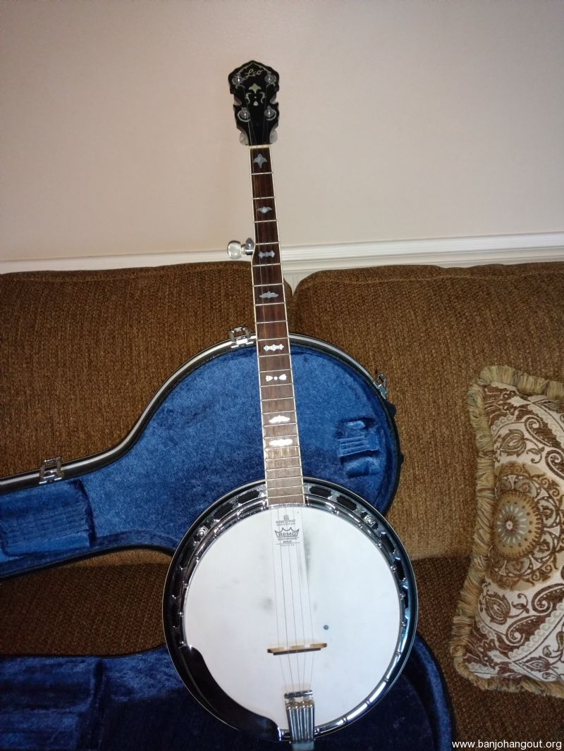 for sale sold fender leo 5 string banjo. Black Bedroom Furniture Sets. Home Design Ideas